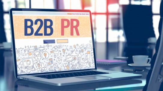 B2B PR Uzmanlık Gerektirir